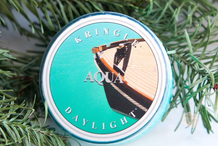 Kringle Candle Aqua