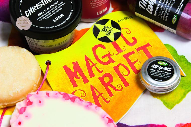 Lush Magic Carpet
