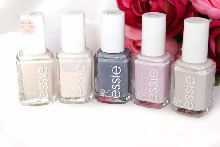 essie Favoriten