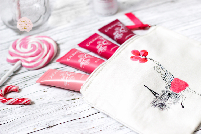Caudalie Vinosource Pink
