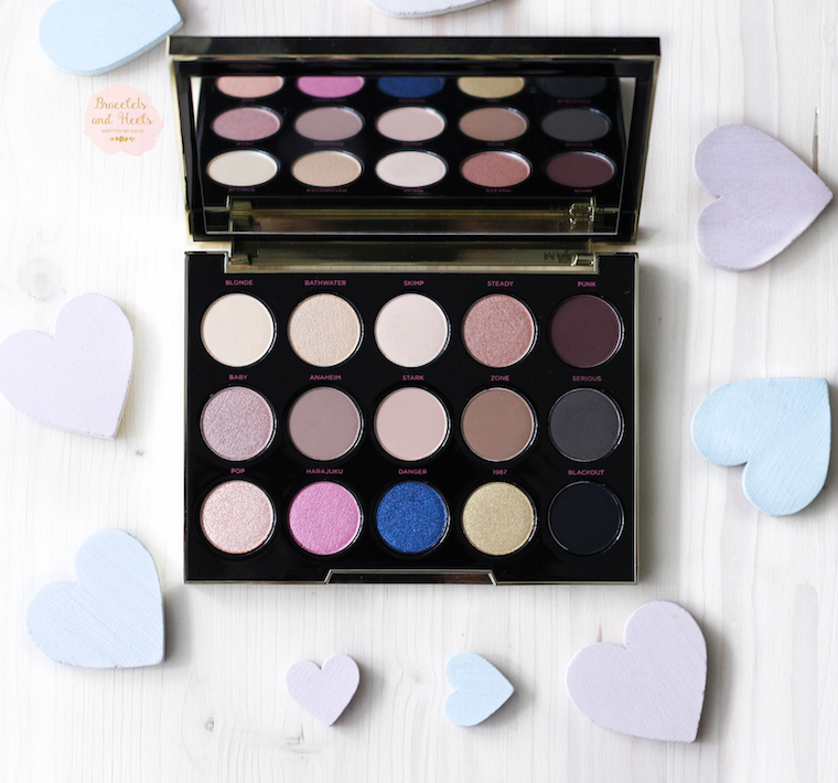 Urban Decay Gwen Stefani Collection Eyeshadow Palette