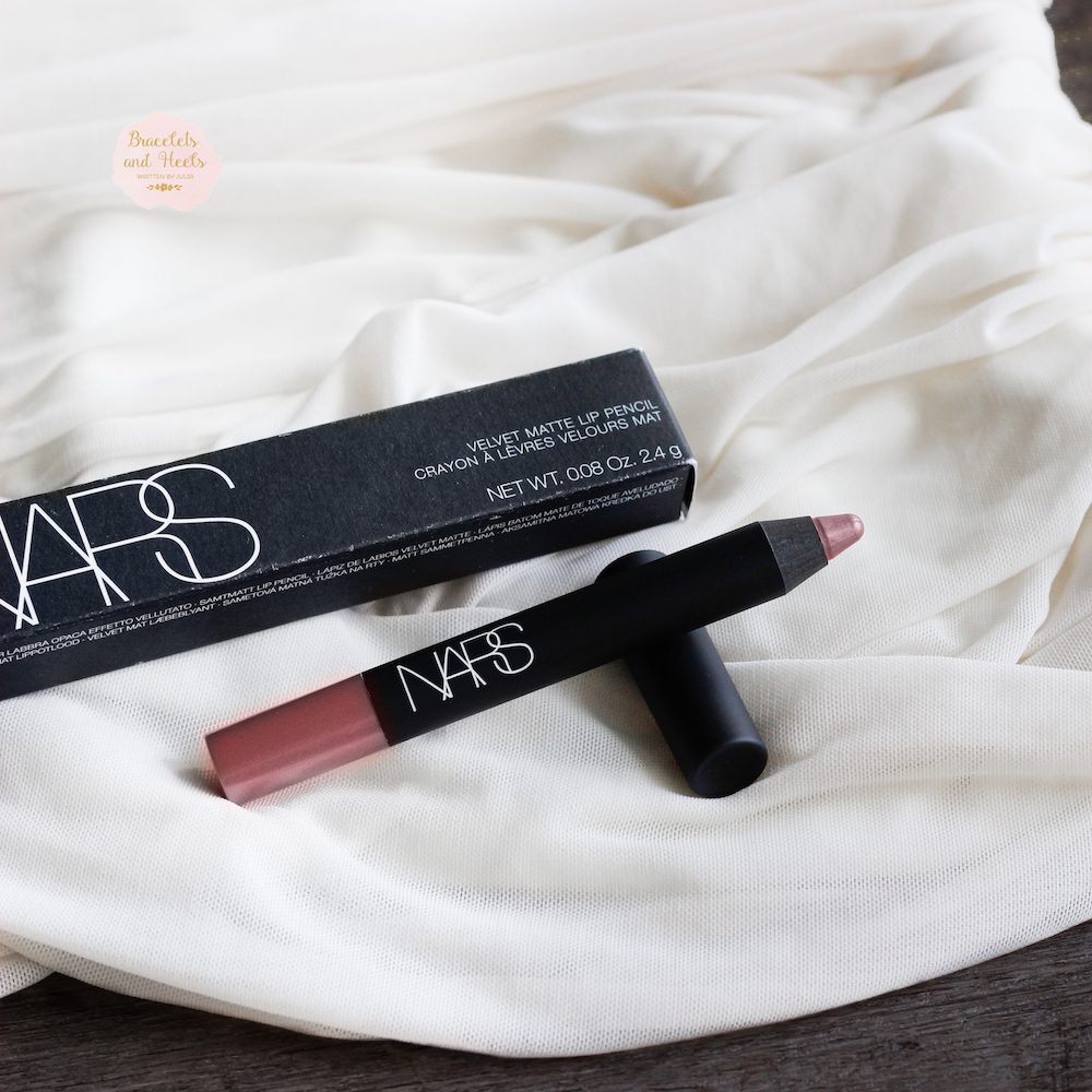 NARS Velvet Matte Lip Pencil Bettina