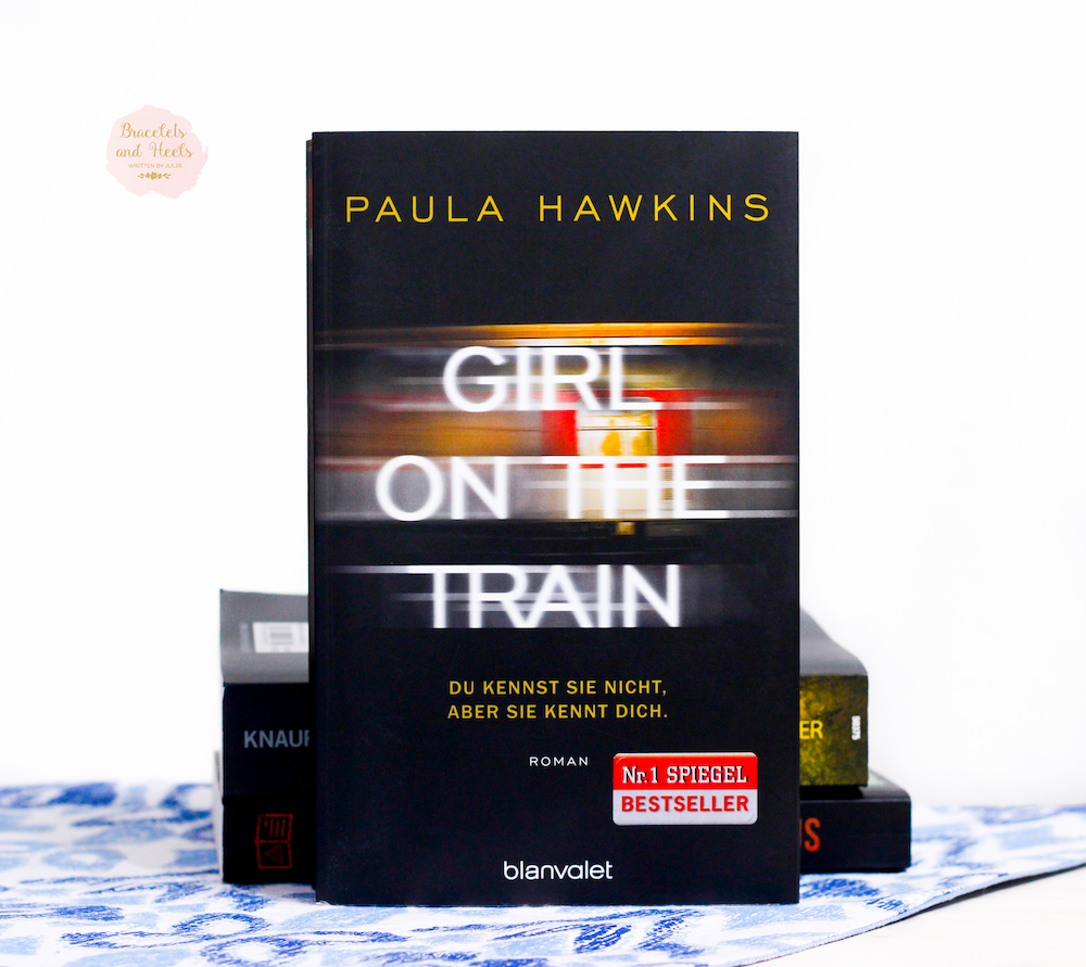 Paula Hawkins Girl on the Train
