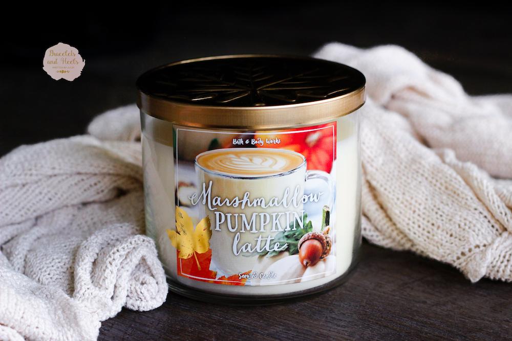 Bath and Body Works Marshmallow Pumpkin Latte