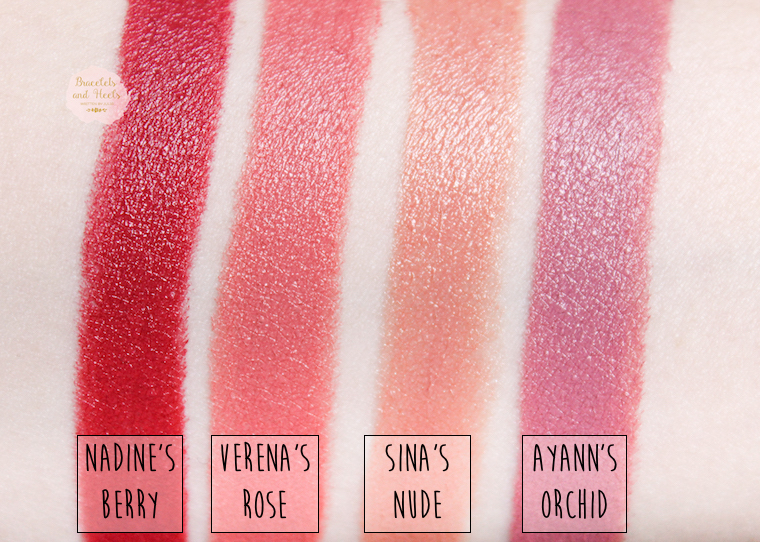 l-o-v-lip-affair-swatches