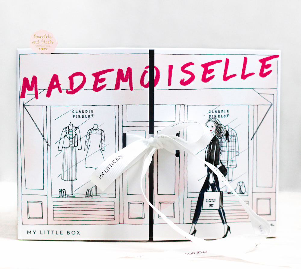 Optik My Little Box September 2016: Mademoiselle