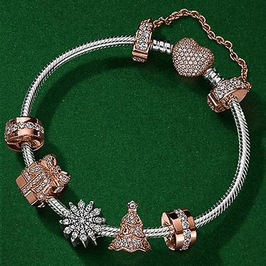 Pandora Christmas Collection