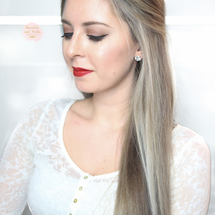 Weihnachtslook-Red-Lips-Loreal-Blakes-Red