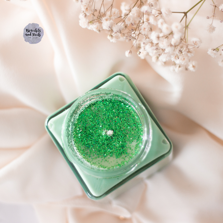 Stellettes-Soycandles-the-fellowship-book-candles-bookcandles-bookish-aventures-bookstagram-booktube-glitter